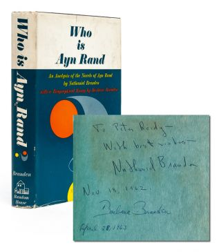 Image 1 of 8 for Who is Ayn Rand? (Presentation Copy