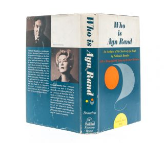 Image 2 of 8 for Who is Ayn Rand? (Presentation Copy