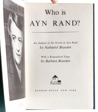 Image 6 of 8 for Who is Ayn Rand? (Presentation Copy
