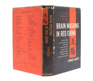 Brain-Washing in Red China (Association Copy)