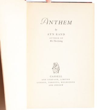 Anthem (Presentation Copy)
