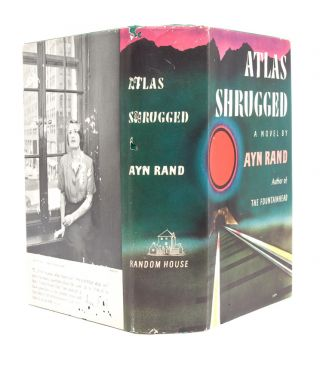 Image 2 of 9 for Atlas Shrugged (Presentation Copy