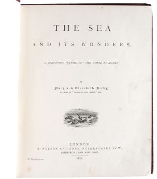 Image 6 of 9 for The Sea and its Wonders