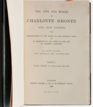 Image 3 of 9 for The Life and Works of Charlotte Bronte and her Sisters with Introductions to the...