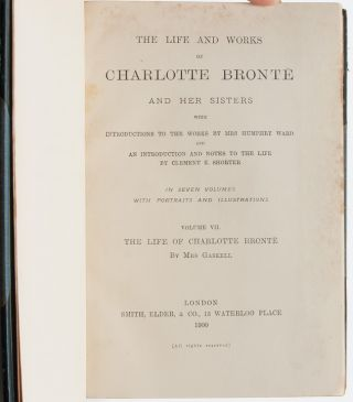 Image 9 of 9 for The Life and Works of Charlotte Bronte and her Sisters with Introductions to the...