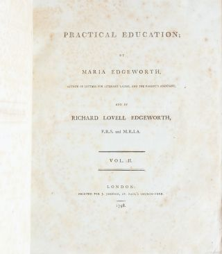 Practical Education (in 2 vols.)