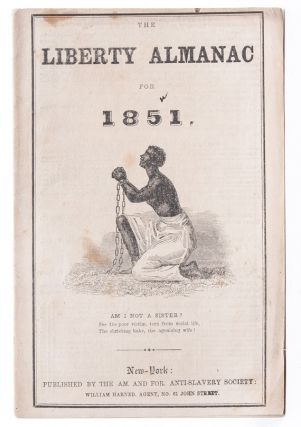 Image 1 of 6 for The Liberty Almanac for 1851