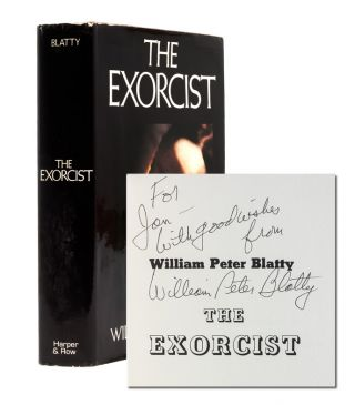 Image 1 of 8 for The Exorcist (Signed