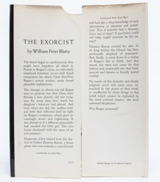 Image 3 of 8 for The Exorcist (Signed