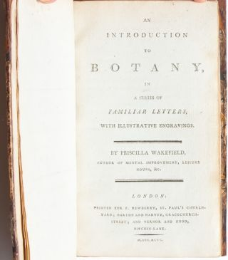 Image 5 of 10 for An Introduction to Botany in a Series of Familiar Letters