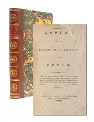 Image 1 of 6 for Appeal to the Men of Great Britain in Behalf of Women