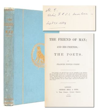 Image 1 of 8 for The Friend of Man; And his Friends the Poets (Presentation Copy