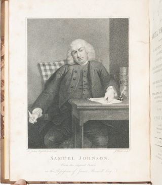 Image 5 of 9 for The Life of Samuel Johnson (in 2 vols