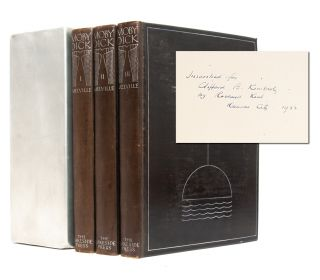 Image 1 of 11 for Moby Dick (Inscribed by Kent