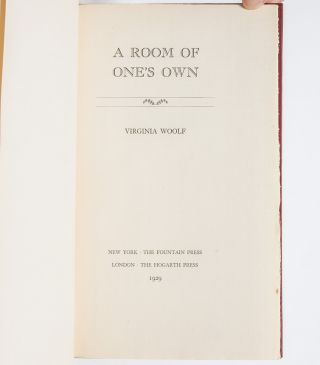 Image 5 of 7 for A Room of One's Own (Signed Limited Edition
