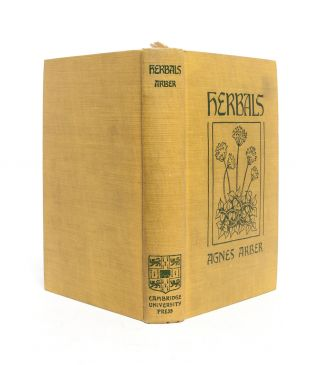 Image 2 of 8 for Herbals, Their Origin and Evolution: A Chapter in the History of Botany...