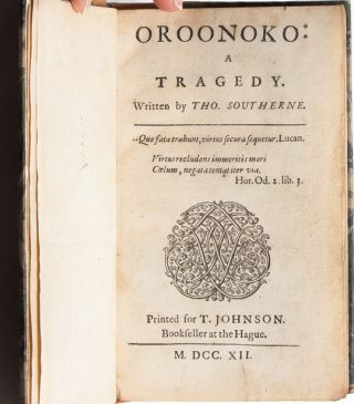 Image 5 of 8 for Oroonoko: A Tragedy