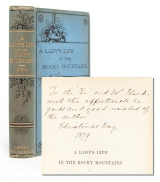 Image 1 of 8 for A Lady's Life in the Rocky Mountains (Presentation Copy