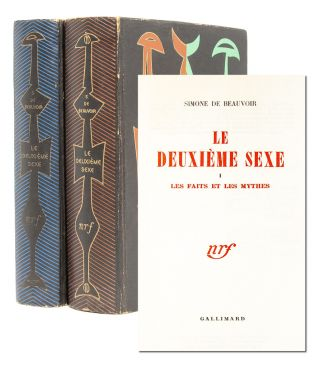 Image 1 of 8 for Le Deuxieme Sexe (in 2 vols