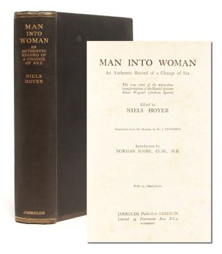 Image 1 of 8 for Man Into Woman: An Authentic Record of a Sex Change
