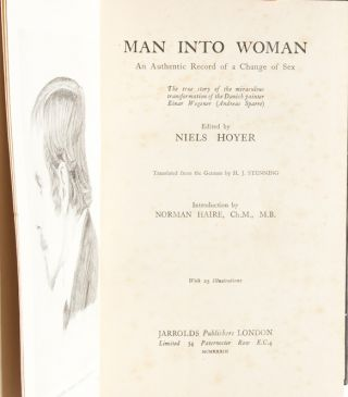 Image 4 of 8 for Man Into Woman: An Authentic Record of a Sex Change