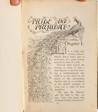 Image 6 of 8 for Pride and Prejudice (Peacock Edition