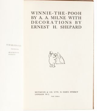 The Pooh Books (Monogram Edition)