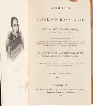 Image 10 of 13 for Memoirs of Napoleon Bonaparte