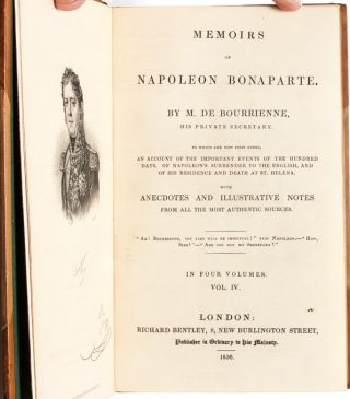 Image 12 of 13 for Memoirs of Napoleon Bonaparte