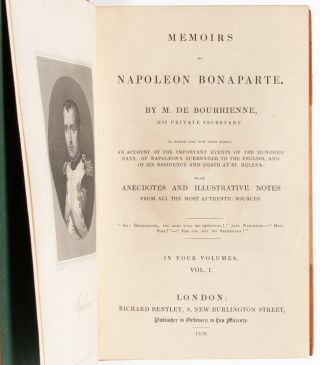 Image 6 of 13 for Memoirs of Napoleon Bonaparte