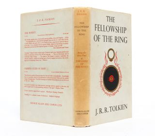 Image 2 of 10 for The Lord of the Rings Trilogy, comprised of: The Fellowship of the Ring; The...