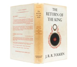 Image 4 of 10 for The Lord of the Rings Trilogy, comprised of: The Fellowship of the Ring; The...