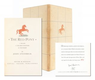 Image 1 of 7 for The Red Pony (Signed Limited Edition