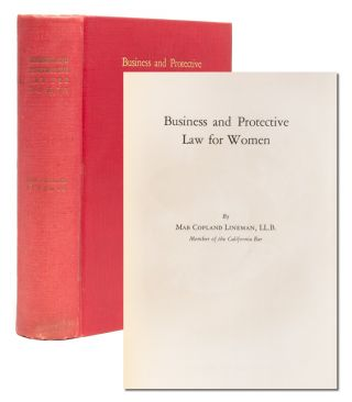 Image 1 of 8 for Business and Protective Law for Women
