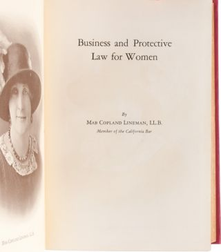 Image 4 of 8 for Business and Protective Law for Women