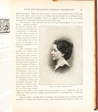 Occupations for Women: A Book of Practical Suggestions for the Material Advancement, the Mental and Physical Development, and the Moral and Spiritual Uplift of Women