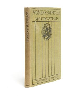 Image 1 of 7 for Women's Suffrage. A Short History of a Great Movement