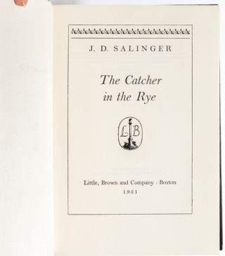 Image 6 of 8 for The Catcher in the Rye