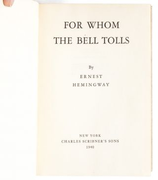 Image 6 of 8 for For Whom the Bell Tolls