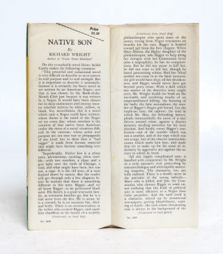 Image 3 of 8 for Native Son