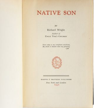 Image 6 of 8 for Native Son