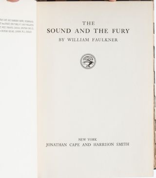 Image 6 of 8 for The Sound and the Fury