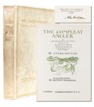 Image 1 of 8 for The Compleat Angler, or The Contemplative Man's Recreation