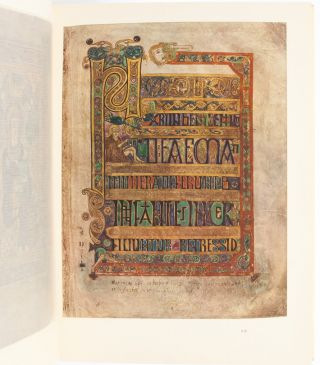 Image 4 of 10 for Codex Cenannesis. Book of Kells (in 3 vols