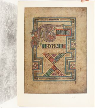 Image 5 of 10 for Codex Cenannesis. Book of Kells (in 3 vols