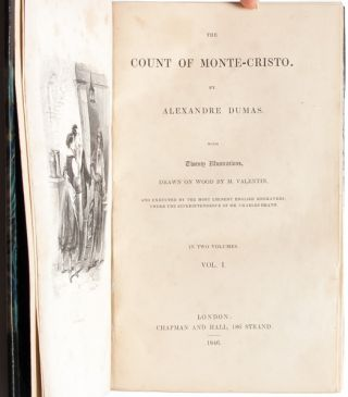 The Count of Monte-Cristo (2 vols.)