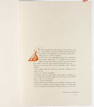 Alice's Adventures in Wonderland (Signed)