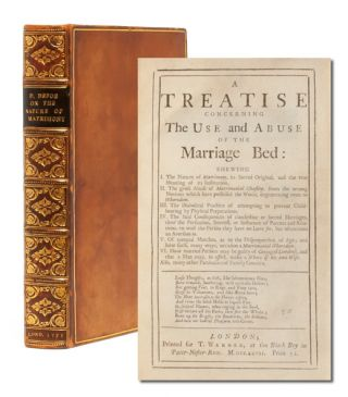 Image 1 of 7 for A Treatise Concerning the Use and Abuse of the Marriage Bed