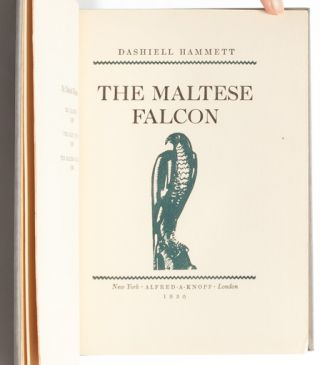Image 6 of 8 for The Maltese Falcon