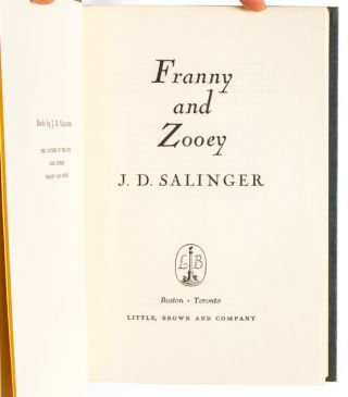Image 6 of 8 for Franny and Zooey